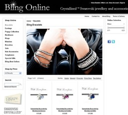 Bling Online Jewellery