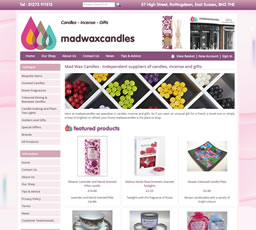 Mad Wax Candles