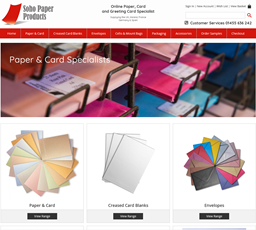 Soho Paper Products