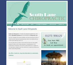 South Lane Chiropractic Clinic Brighton