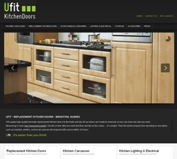 Ufit Kitchen Doors Brighton