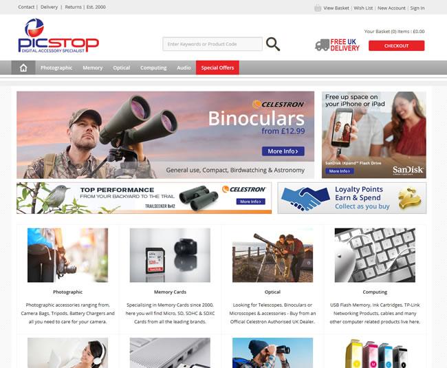 Web design company Brighton, Sussex  Zigzag Web Design portfolio