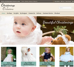 Christenings and Occasions