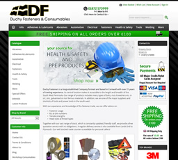 Duchy Fasteners and Consumables