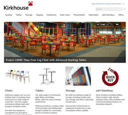Kirkhouse furniture