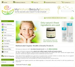 My Natural Beauty Secrets