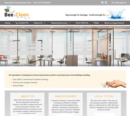 BeeCleen Commercial Cleaners