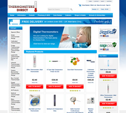 Thermometers Direct